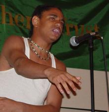 BLACK PRIDE Poetry Slam