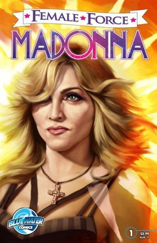 Madonna-comic-out-in-August