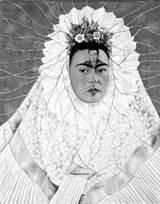 Kahlo, Rivera Work Here