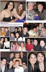 Amigas Latinas and Association of Latin Men in Action gala