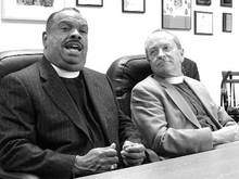Spirituality: South Side Church Reaches Out to Gay Bishop