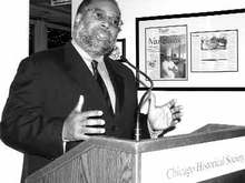 CULTURE: Lonnie Bunch of the Chicago Historical Society
