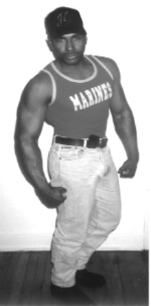 J.C. Carter—New and Improved Muscle Man and 40-Something