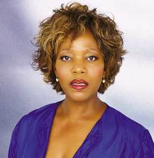 Alfre Woodard at Personal PAC