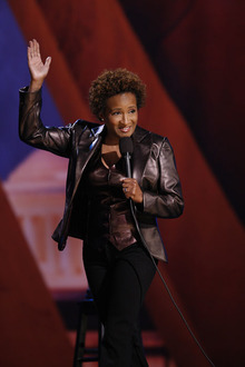 Wanda Sykes: Being herself