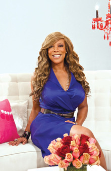 Wendy Williams keeps it real