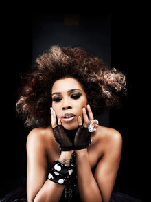 Macy Gray: Call it a 'Comeback'