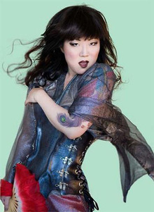 Margaret Cho: Comic/actress is 'Cho Dependent'