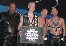 Mr. Chicago Leather 2006