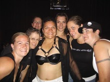 Chix Mix: Black Bra party