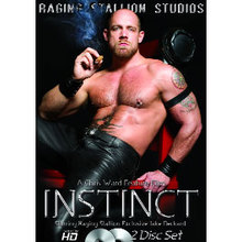 from the booth: Instinct from Raging Stallion