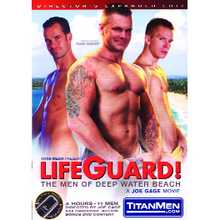 from the booth: LifeGuard!: The Men of Deep Water Beach