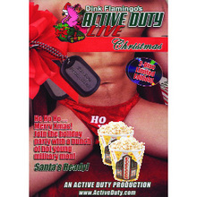 From the Booth: Active Duty Live: Christmas by Pink Bird Media