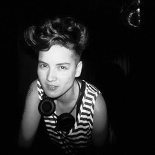 Digging On (and With) Hercules + Love Affair's Kim Ann Foxman