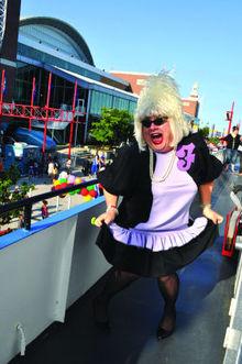 Miss Foozie's Pride Cruise