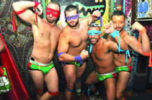 Up, up and the gays! Circuit Mom's Superhero Revolution