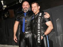 Mr. Chicago Leather 2013 chosen