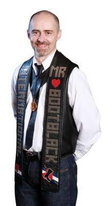 Farewell Nick Elliott, International Mr. Bootblack 2012