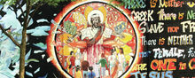 BEING CONTINUED Black Jesus and the Floating Children