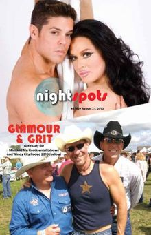 Nightspots Calendar Aug. 21-28