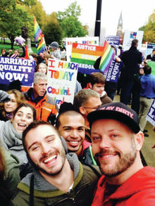 TRAVEL: March on Springfield For Marriage Equality