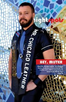 HELLO, MISTER Mr. Chicago Leather 2014 Miguel Torres