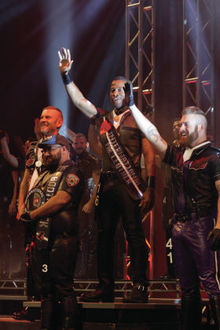 International Mr. Leather: Ramien Pierre