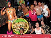 CLUB KRAVE