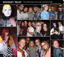 WHISKEY TRUST has Sissy's Mannequin show