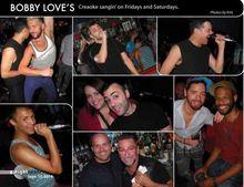 Bobby Love's