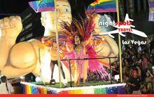 Nightspots Travel: The Vegas Pride night parade