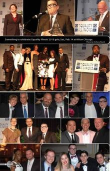 Equality Illinois' 2015 gala