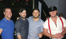 Nightlife photos: MARY'S ATTIC; OUT IN THE PARK '15; CREW