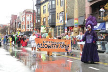 Nightspots photos: @mosphere, Halsted Halloween Parade '15