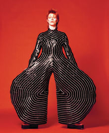 David Bowie: A man of sound and vision