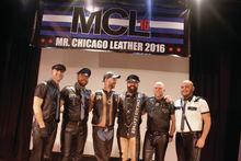 Nightlife photos: Mr. Chicago Leather 2016; Touche; Baton celebrates Mimi