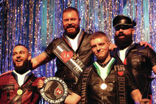 International Mr. Leather 2016