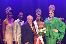 Jazell Barbie Royale is Miss Continental 2016