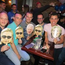 Election Night at Sidetrack