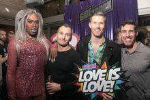Sidetrack celebrates Love Is Love