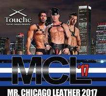 Mr. Chicago Leather 2017 starts Jan. 27