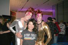 Wonka Ball shows cosmic delights