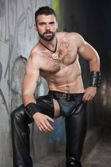 The ties that bind: '15 IML Patrick Smith launches new kink encyclopedia