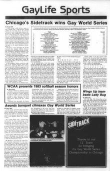 Happy 35th Anniversary Sidetrack