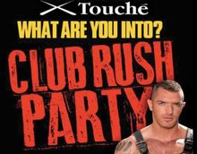 Touche's sixth annual Club Rush Party