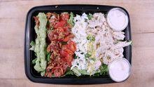 DISH: SAVOR Florentine's lunch