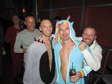 NIGHTLIFE PHOTOS Sidetrack on New Year's Day