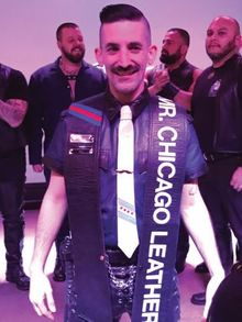 Mr. Chicago Leather '18