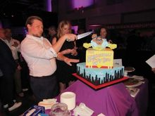 Wonka Ball keeps it light with 'SNL' theme'