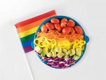DINING Pride salad, Negroni Week, change at Alinea